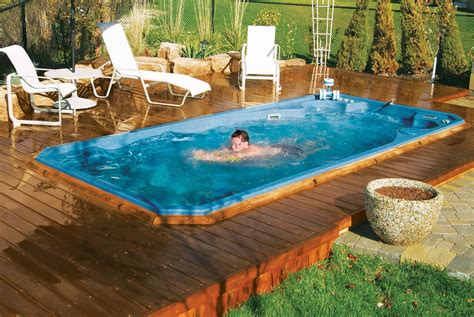 Cost Endless Pool Swim Spa