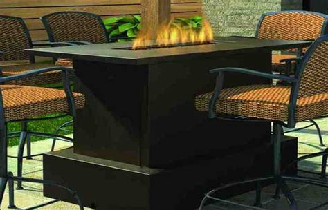 Outdoor Fire Pit With Chairs Modern New Table Patio And
