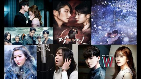 Best Korean Drama Ost Of All Time 2018 Youtube