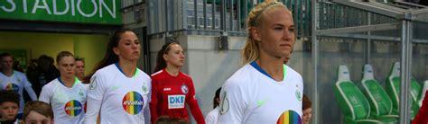 Vfl unveils their ambition track to net zero by 2025. VFL Wolfsburg wear special shirt for diversity - European Football for Development Network