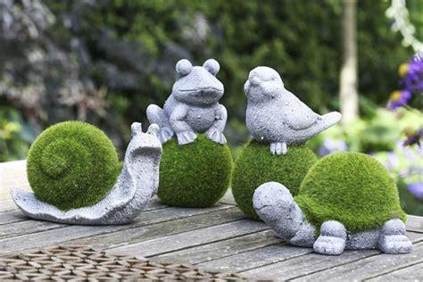 """Witzige Gartenfiguren  """"create Your Life"""""""