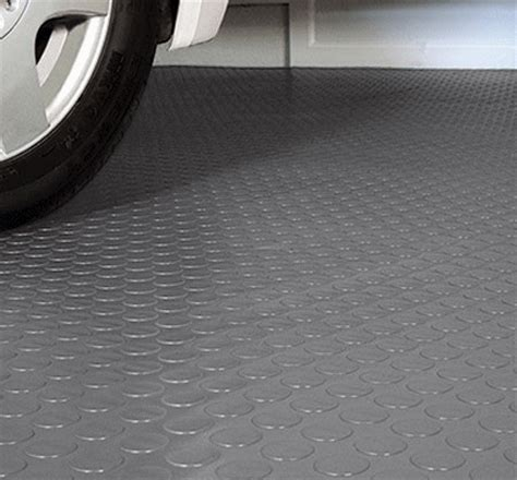 g floor coin pattern garage floor mat garage floor