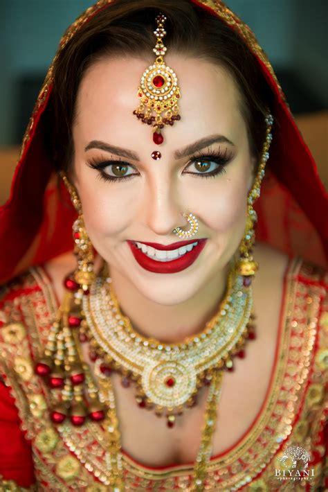 fusion indian american wedding westin memorial city