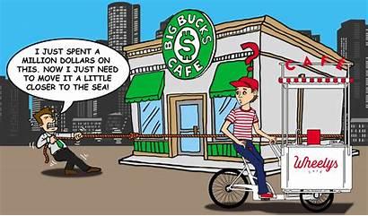 Humorous Cartoon Strip Comic Any