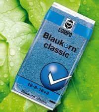 Compo Blaukorn Classic : blaukorn de compo expert el granulado azul de siempre pero mejorado tecnogarden ~ Yasmunasinghe.com Haus und Dekorationen