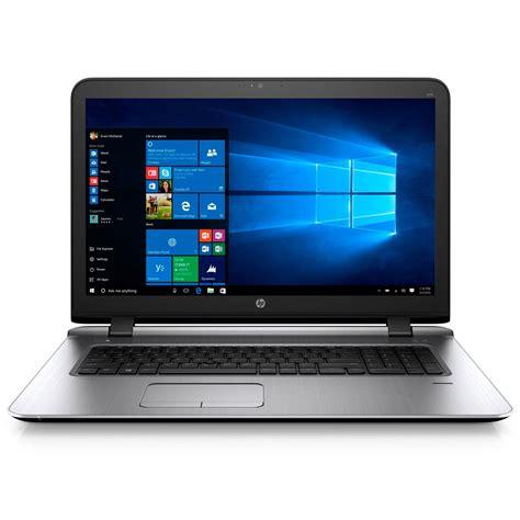 ordinateur de bureau hp intel i7 hp probook 470 g3 w4p92ea pc portable hp sur ldlc com
