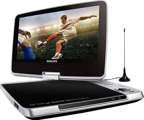fernseher mit dvd philips pd9025 tragbarer fernseher mit integriertem dvd player