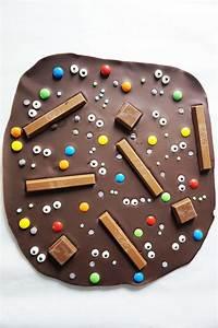 Halloween Basteln Gruselig : eiskalte schokoladen h ndchen halloween kitchen horror der schl ssel zum gl ck ~ Whattoseeinmadrid.com Haus und Dekorationen