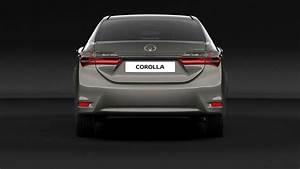 2017 model Toyota Corolla görücüye çıktı - LOG