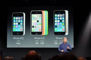 iPhone 5s To Start At 16GB For $199, Pre-Orders For 5c ...