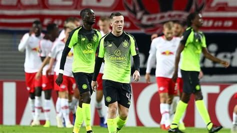 Celtic Player Ratings Vs Rb Leipzig Here's How The Hoops