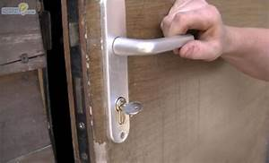 enchanting changer une serrure quand on a perdu la cle With ouvrir une porte de garage sans clé