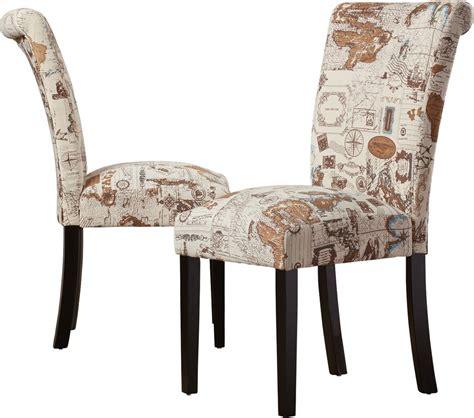 alcott hill proctorville upholstered dining chair