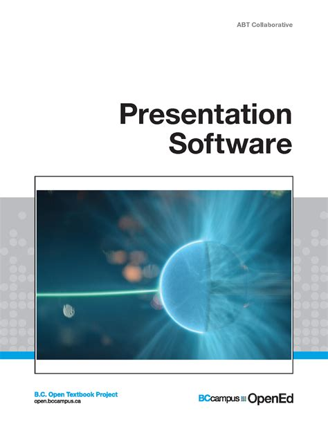 software  open textbook project