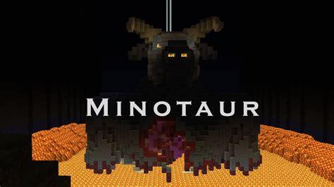 minecraft minotaur  mindcrack youtube