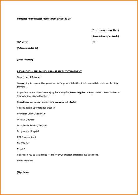 referral letter template memo templates