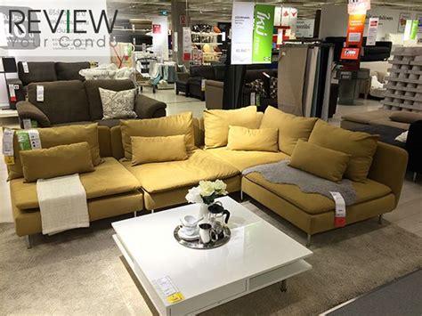 โซฟาเข้ามุม Soderhamn By Ikea  Reviewyourlivingcom