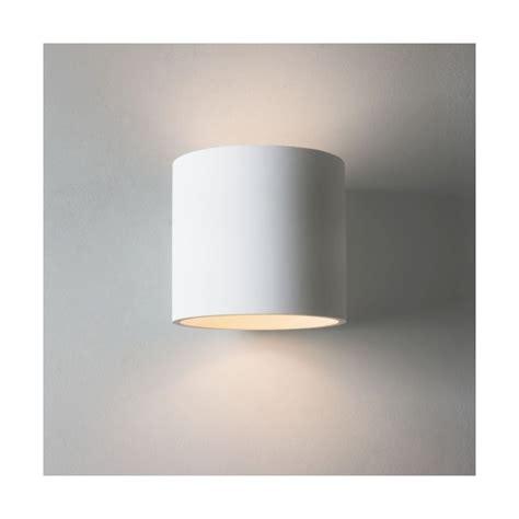 astro 7261 brenta 175 1 light wall light plaster