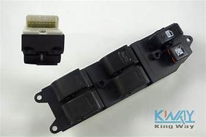 Power Window Master Control Switch 84820 Aa011 For Toyota
