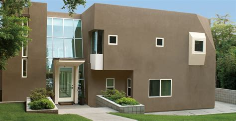 modern  modular home paint color gallery behr