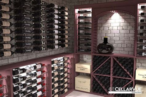 wine racks america cellarvue is the modular approach to metal and wood wine