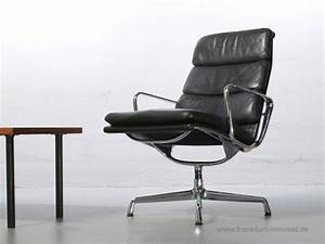 Lounge Chair Eames Preis : sold charles ray eames ea 216 vitra soft pad lounge chair ~ Michelbontemps.com Haus und Dekorationen