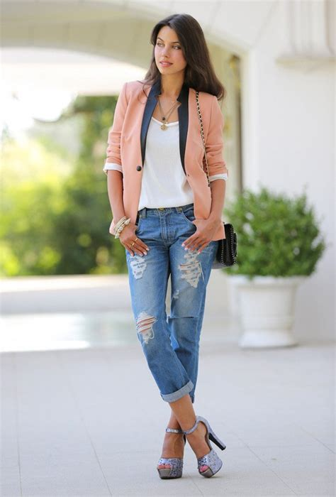 denim outfit ideas  women pretty designs