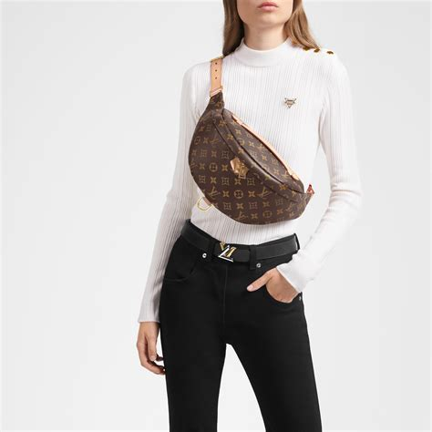 bumbag monogram canvas gifts  women louis vuitton