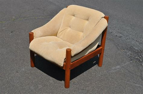 Vintage Danish Modern Domino Mobler Lounge Chair