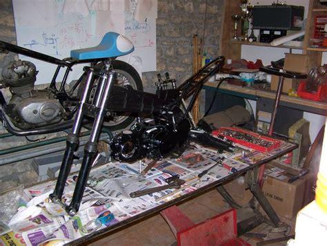 construction d une dirt bike la moto italienne