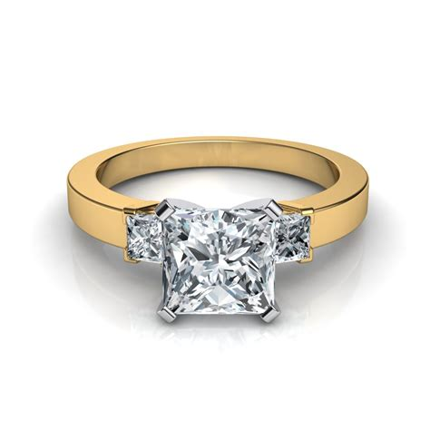3 Stone Princess Cut Diamond Engagement Ringnatalie Diamonds. Anodized Rings. August Rings. Traditional Style Engagement Rings. Wedding Jewellers Vogue Sri Lanka Engagement Rings. Date Wedding Rings. 3 Person Rings. Aggie Rings. Custom Engagement Rings
