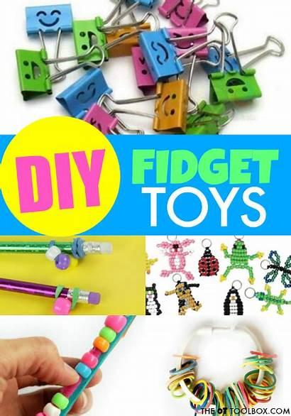 Fidget Toys Diy Sensory Classroom Fidgets Tools