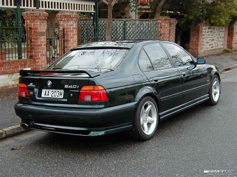 Steveaus's 1998 Bmw E39 540i Schnitzer