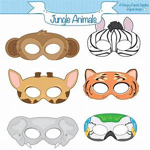 best photos of printable animal masks woodland forest With woodland animal mask templates