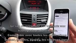 Prise Jack 207 : une solution simple pour connecter son smartphone sur l 39 autoradio d 39 origine youtube ~ Medecine-chirurgie-esthetiques.com Avis de Voitures