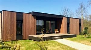 Maison Pop House : en 15 jours deux architectes fran ais construisent une maison z ro nergie bio la une ~ Melissatoandfro.com Idées de Décoration