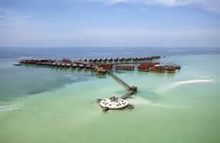 Water Bungalows Malaysia