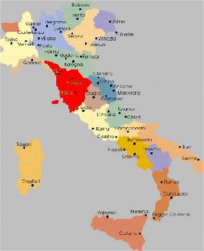 Toscana Italiana Italy Italia Lengua Italie Toscane