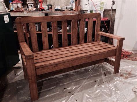 diy  bench howtospecialist   build step