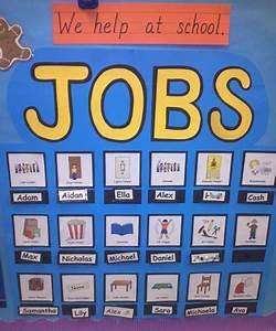 Classroom Calendar Pocket Chart Lessonpix Tips Ideas Classroom Jobs To Start The Year