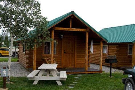 yellowstone cabins and rv park site 195 picture of yellowstone grizzly rv park west