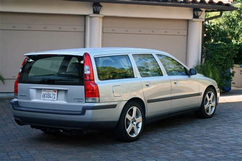volvo vr  speed manual wagon awd leather loaded