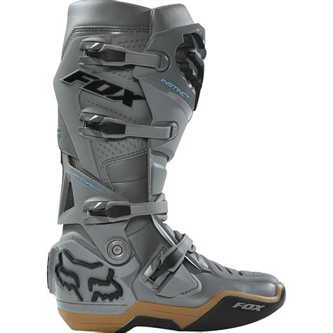 mx boots new fox racing 2017 mx limited edition a1 instinct stone