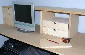 fabriquer bureau fabriquer une etagere de bureau meilleures ventes