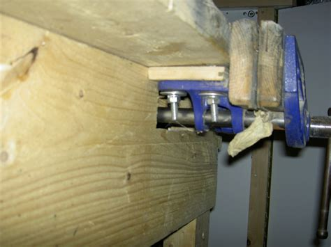 attaching  vice   bench rail router forums