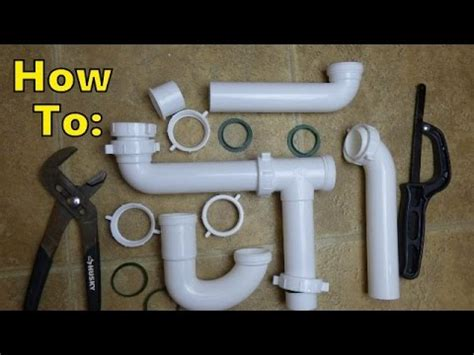 how to do plumbing kitchen sink replacing kitchen sink pvc pipes washers p trap center 9392