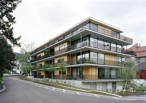 Moderne Haus Zuerich by Pin Salle Auf Prinzipien Mehrfamilienhaus Bauen