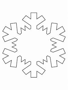 Snowflake Coloring Pages | Coloring Pages To Print