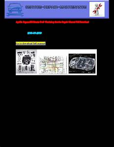 Aprilia Pegaso 650 Strada Trail Electrical Wiring Diagram