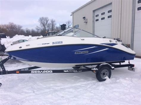 Sea Doo Boat Ontario by 2010 Used N A Sea Doo Challenger 180 Boat For Sale In